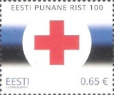 [The 100th Anniversary of the Estonian Red Cross, type BBJ]
