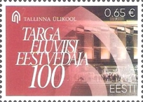 [The 100th Anniversary of Tallinn University, type BBP]