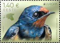 [EUROPA Stamps - National Birds, type BBT]