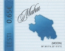 [Muhu Island - Personalized Stamp, type BCB]