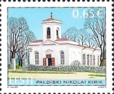 [St. Nicholas' Church - Paldiski, Estonia, type BCV]