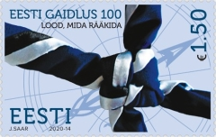 [The 100th Anniversary of Guiding in Estonia, type BDA]