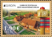 [EUROPA Stamps - Ancient Postal Routes, type BDD]