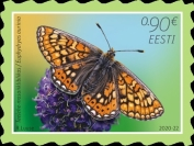 [Butterfly of the Year – Marsh Fritillary, Typ BDE]