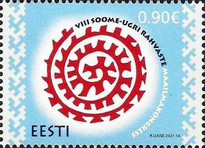 [The 8th World Congress of Finno-Ugric Peoples, type BEC]