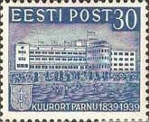 [The 100th Anniversary of the Center of Health Resort and Baths at Pärnu, Typ BN1]