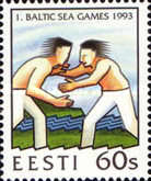 [First Baltic Games, type CH]