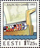 [First Baltic Games, type CI]