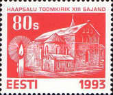 [Christmas Stamps - Churches, Typ CO]