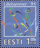 [Winter Olympic Games - Lillehammer, Norway, Typ CV]