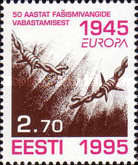 [EUROPA STAMPS - Peace and Freedom, Typ DX]