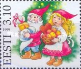 [Christmas Stamps, Typ HK]
