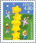 [EUROPA Stamps - Tower of 6 Stars, type HU]
