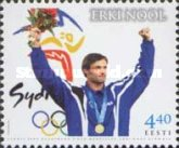 [Erki Nool - Winner of Olympic Gold, Sydney 2000, type IJ]