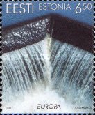 [EUROPA Stamps - Water, Treasure of Nature, type IS]