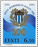 [The 100th Anniversary of the Kalev Sports Organization, type IT]