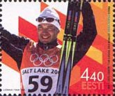[Olympic Gold Medalist - Andrus Veerpalu, Typ JX]