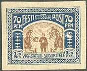 [Charity Stamps, Typ L]