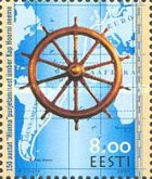 [The 150th Anniversary of Sailing Around Cape Horn, Typ LP]
