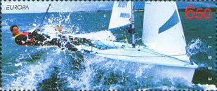 [EUROPA Stamps - Holidays, Typ LW]