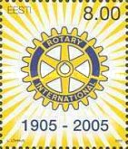 [The 100th Anniversary of the Founding of Rotary International, Typ MN]