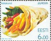 [EUROPA Stamps - Gastronomy, Typ MX]
