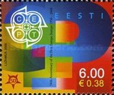 [EUROPA Stamp - The 50th Anniversary of the First EUROPA Stamps, Typ NT]