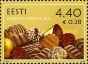 [The 200th Anniversary of the Estonian Confectionery Industry, Typ OM]