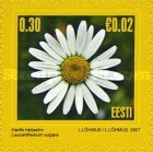 [Oxeye Daisy - Self-Adhesive Stamp, Typ PE]