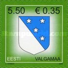 [Coat of Arms - Self-Adhesive Stamp, Typ QH]
