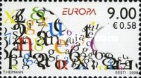 [EUROPA Stamps - Writing Letters, Typ QQ]