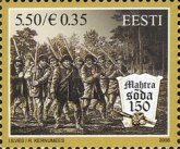 [The 150th Anniversary of the Peasant War at Mahtra, Typ QT]