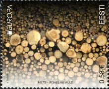 [EUROPA Stamps - Forests, Typ TS]