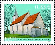 [Church of St. Margaret of Karuse, type UC]