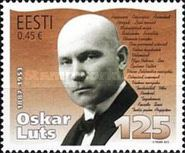 [The 125th Anniversary of the Birth of Oskar Luts, Typ UN]