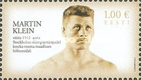 [The 100th Anniversary of the First Olympic Medal Won by an Estonian, Typ VC]