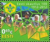 [The 100th Anniversary of Estonian Scouting, Typ VK]