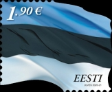 [Estonian Flag -
