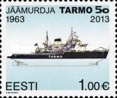 [Ships - The 50th Anniversary of the Icebreaker Tarmo, Typ VV]
