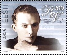 [The 100th Anniversary of the Birth of Raimond Valgre, 1913-1949, type WH]