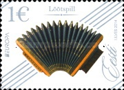 [EUROPA Stamps - Musical Instruments, Typ XC]