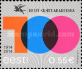 [The 100th Anniversary of the Estonian Academy of Arts, Typ XL]
