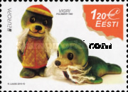 [EUROPA Stamps - Old Toys, Typ YE]