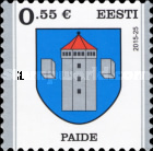 [Coat of Arms - City of Paide, Typ YT]