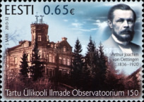 [The 150th Anniversary of the Tartu University Observatoorium, Typ YZ]