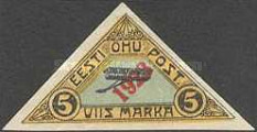 "[No. 30 Overprinted""1923"" in Red, type ZAB]"