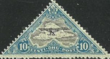 [Airmail - As Previous Perforated, Typ ZAE6]