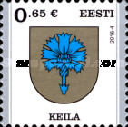 [Coat of Arms - City of Keila, Typ ZD]