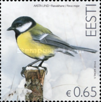[Bird of the Year - The Great Tit, Typ ZF]