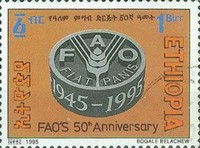 [The 50th Anniversary of F.A.O., Typ AWA2]